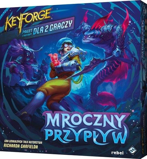 KeyForge: Mroczny Przypływ Pakiet startowy