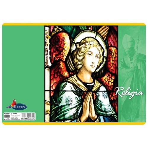 Zeszyt A5 Religia w kratkę 32 kartki