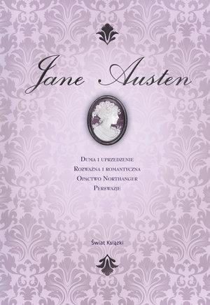 Jane Austen. Dzieła wybrane Jane Austen