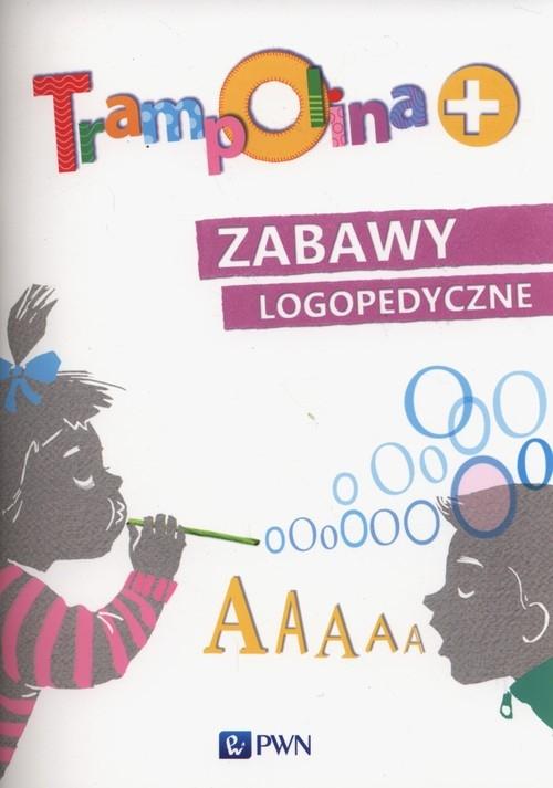 Trampolina + Zabawy logopedyczne Lekan Elżbieta