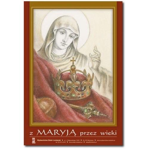 Kalendarz 2017 Z Maryją przez wieki