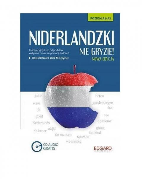 Niderlandzki nie gryzie + CD Poziom A1-A2 Ornat Angelika