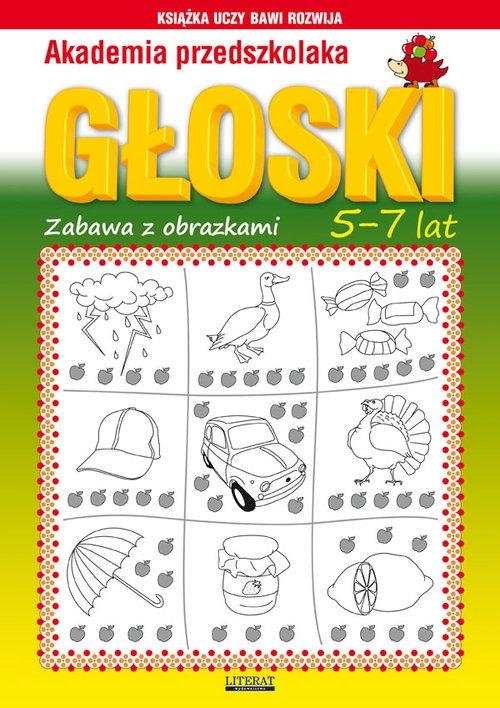 Akademia przedszkolaka Głoski Guzowska Beata