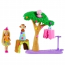 Barbie Chelsea: Urodziny z niespodzianką - Zestaw do zabawy (GTM84)