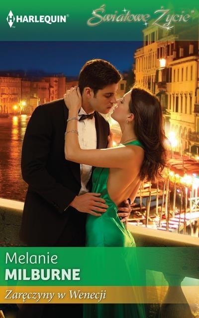 Zaręczyny w Wenecji pocket Melanie Milburne