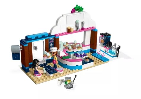 Lego Friends: Cukiernia z babeczkami Olivii (41366)