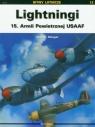 Lightningi 15. Armii Powietrznej USAAF Szlagor Tomasz