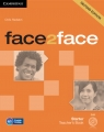 face2face Starter Teacher's Book with DVD Redston Chris