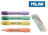 Zakreślacz MILAN pastelowy SWAY zestaw 4 kolory w etui 162112804