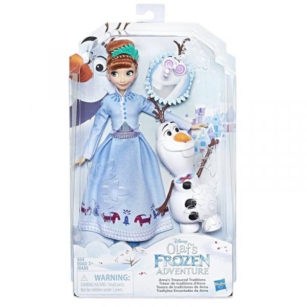 Frozen Anna tradycyjna (C3382/C3384)