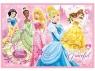 Podkład oklejany na biurko Disney Księżniczki