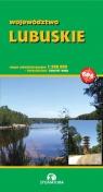 Województwo lubuskie 1:200 000 mapa administracyjno-turystyczna