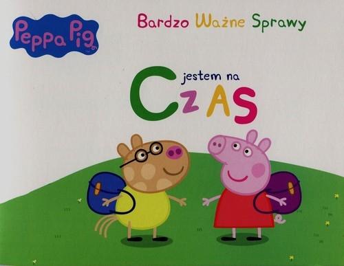 Peppa Pig Bardzo ważne sprawy nr 4 Jestem na czas