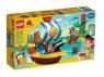 Lego Duplo Statek piracki Jake  (10514)
