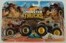 Hot Wheels Monster Trucks: Pojazdy 2-pak - HW Safari vs Wild Streak (FYJ64/GJF64)