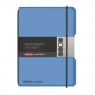 Notatnik my.book Flex A6/40k kratka - niebieski (11361573)