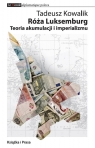 Róża Luksemburg Teoria akumulacji i imperializmu Kowalik Tadeusz