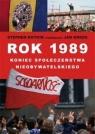 Rok 1989: Koniec społeczeństwa nieobywatelskiego