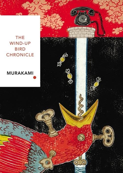 The Wind-Up Bird Chronicle Murakami Haruki