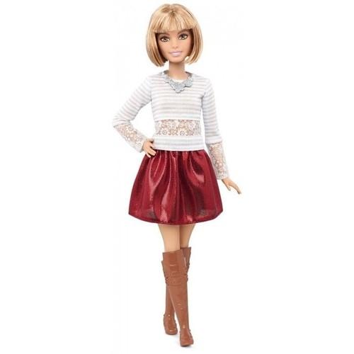 Barbie Fashionistas Lalka w krótkich włosach