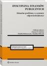 Dyscyplina finansów publicznych Aktualne problemy w systemie