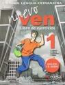 Nuevo Ven 1 ćwiczenia + CD Castro Francisca, Marin Fernando, Morales Reyes, Rosa Soledad