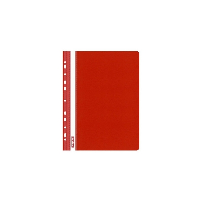 Skoroszyt Biurfol A4 - czerwony (shr-01-01)