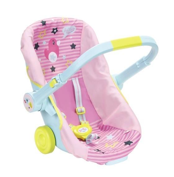 Baby Born Nosidełko podróżne i wózek 3w1 (824412-116718)