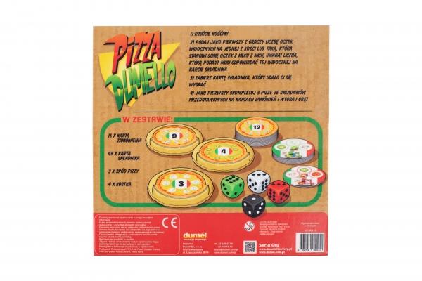 Pizza Dumello (90412)