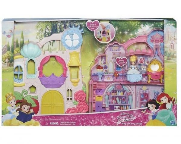 Disney Princess Zamek (B6317)