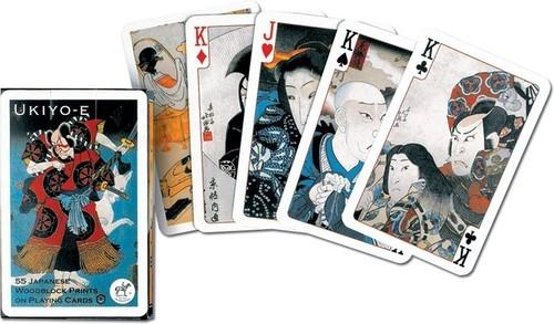 Karty do gry Piatnik 1 talia Ukiyo-e (1104)