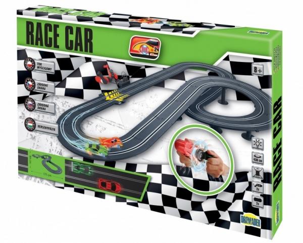 Tor wyścigowy Race Car 430 cm (02541)