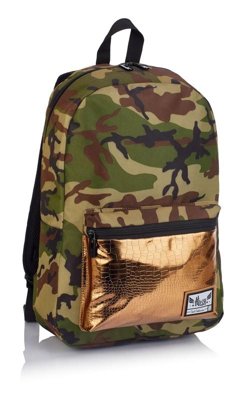 Plecak jednokomorowy młodzieżowy Hash Fashion HS-126
