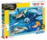 Puzzle Supercolor 104: National Geographic Kids - Giants of the Deep (27141)