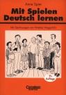 Mit Spielen Deutsch lernen  Spier Anne
