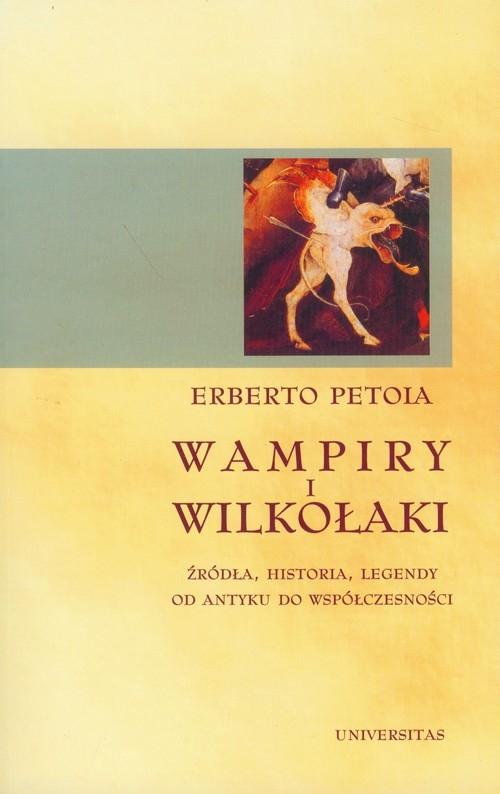 Wampiry i wilkołaki Petoia Erberto