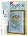 Dragons & Unicorns: 8 Fantasy Creatures to Stitch