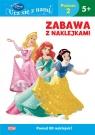 Disney Ucz się z nami Księżniczka Zabawa z naklejkami (UDS7)
