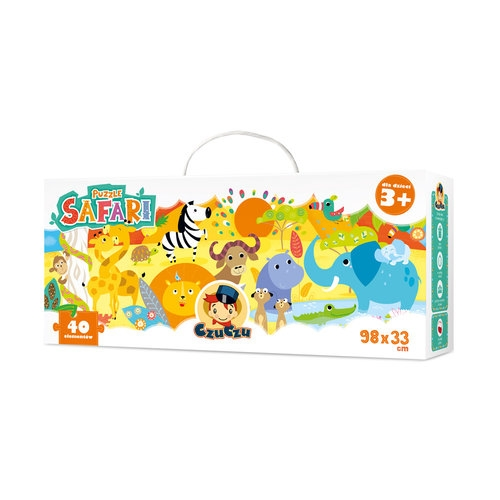 CzuCzu Puzzle Safari (6412)