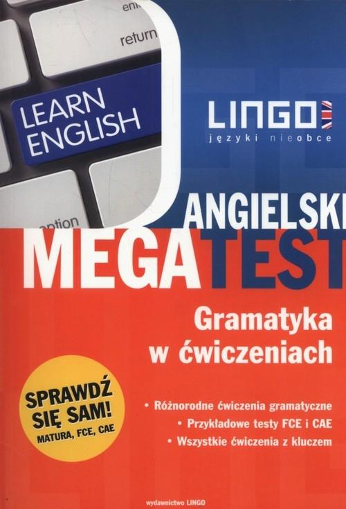 Angielski Megatest gramatyka w ćwiczeniach Treger Anna