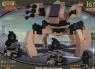 Klocki Best Lock Military Robot 163 elementy