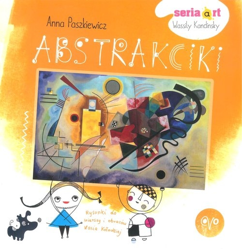 Abstrakciki Paszkiewicz Anna