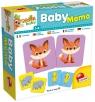 Carotina Baby Memo Zwierzęta (80052)