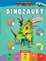 Dinozaury Encyklopedia przedszkolaka