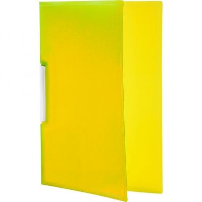 Skoroszyt Tetis A4 - żółty (BT620-Y)
