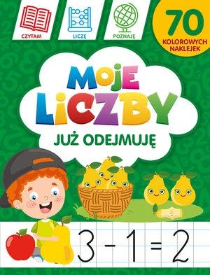 Moje liczby: Już odejmuję Monika Kalinowska, Krzysztof Wiśniewski