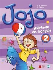 Jojo 2 podręcznik +CD M.A.Apicella, H.Challier