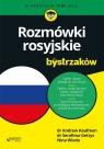 Rozmówki rosyjskie dla bystrzaków Kaufman Andrew, Gettys Serafima, Wieda Nina
