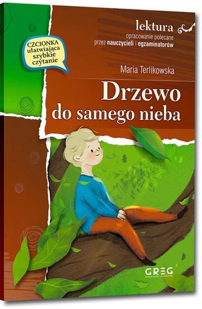 Drzewo do samego nieba Maria Terlikowska