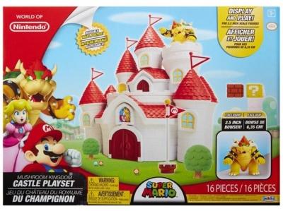 Super Mario Zamek Mushroom Kingdom